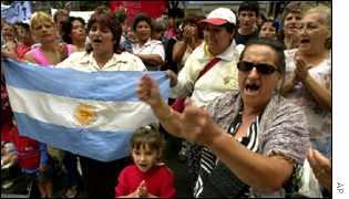 Argentine Crisis