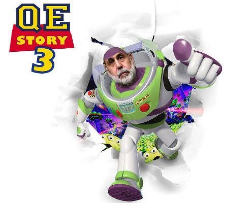 QE3 Story