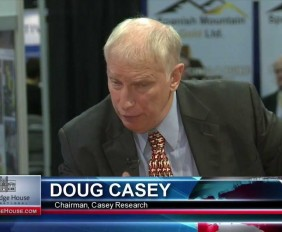 "Doug Casey: ""If you want to be charitable, make money"""