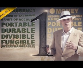 Gold & Silver Ep1: Mike Maloney – Hidden Secrets of Money – Currency Vs Money