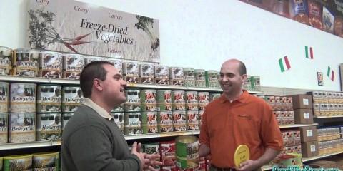 Honeyville Survial Food Featurette