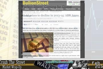 Market Wrap-Up Feb 22 2013