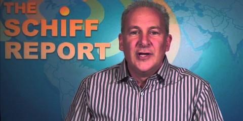 Peter Schiff Explains Gold Decline
