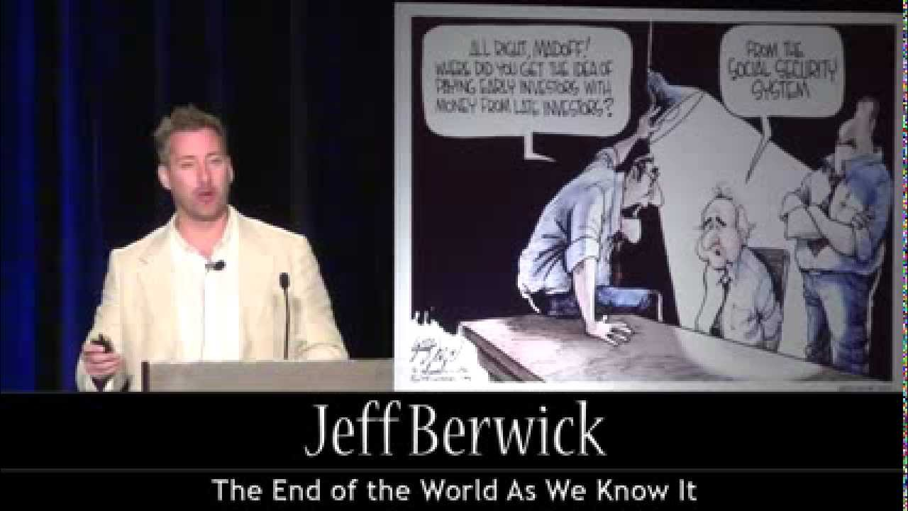 The End of the World As We Know It: Presentation by Jeff Berwick