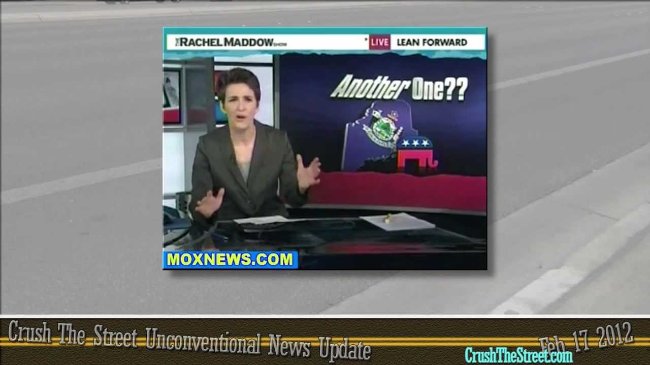 Unconventional News Update for February 17, 2012