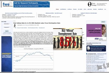 News Alert Jan 6 2012 – Don't Believe the BLS Numbers