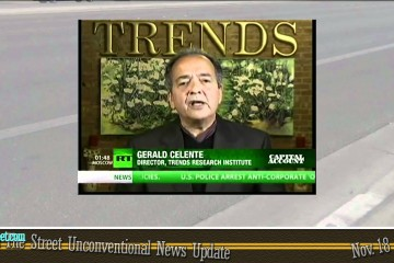 Unconventional News Update for November 18, 2011