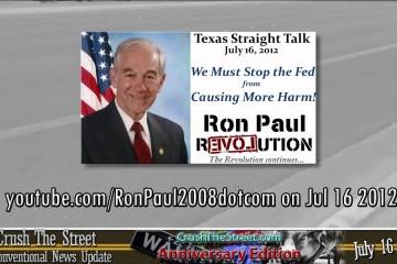 U.N.U. ANNIVERSARY EDITION July 16, 2012