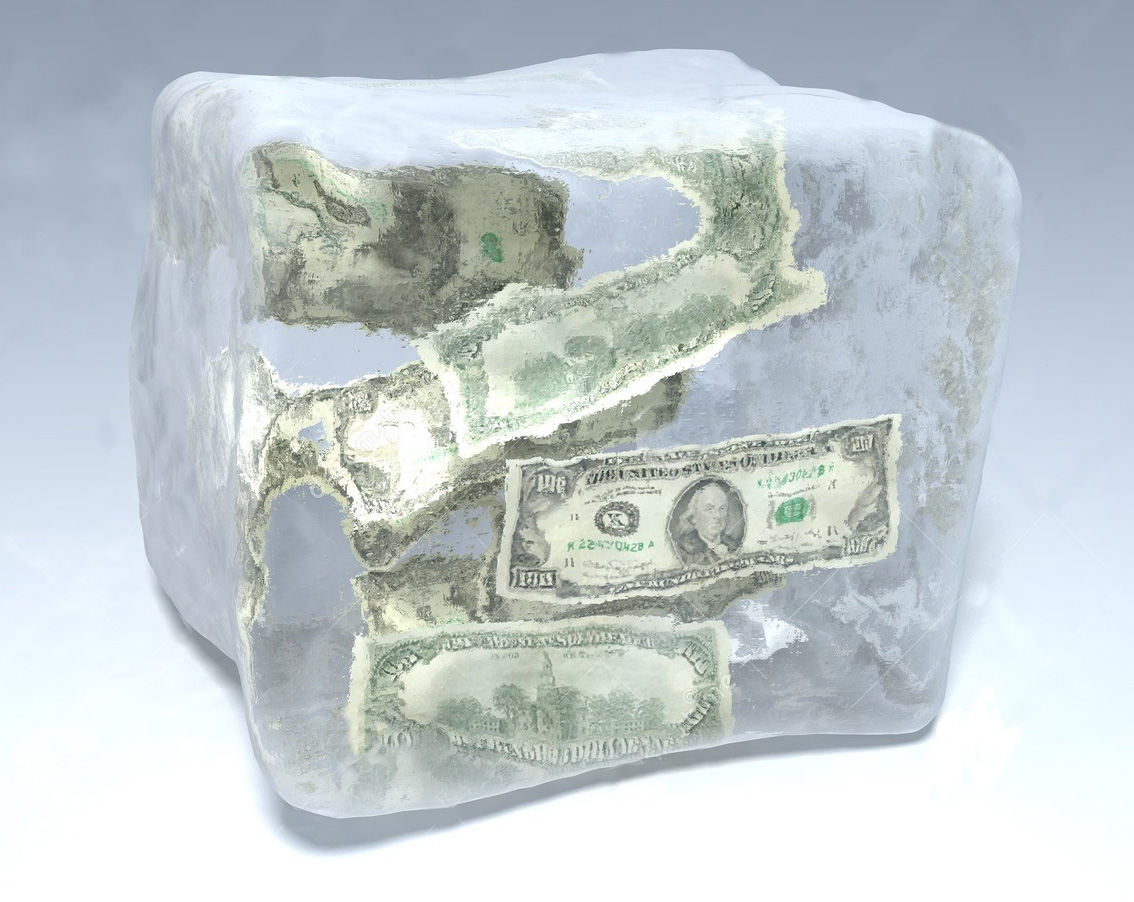 Don't Wait For the Government To Freeze Your Accounts