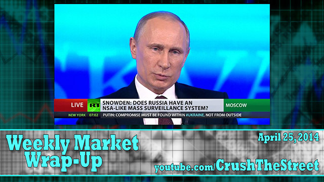 The Putin Effect: Flatlining Equities Despite Positive Earnings Season