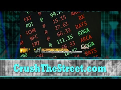 High Frequency Trading... Manipulation or Not?