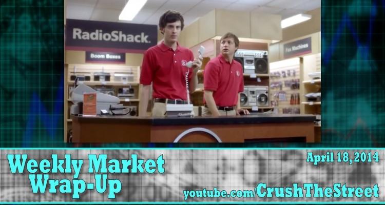 Radioshacked : The Underpinnings of the U.S. Economy