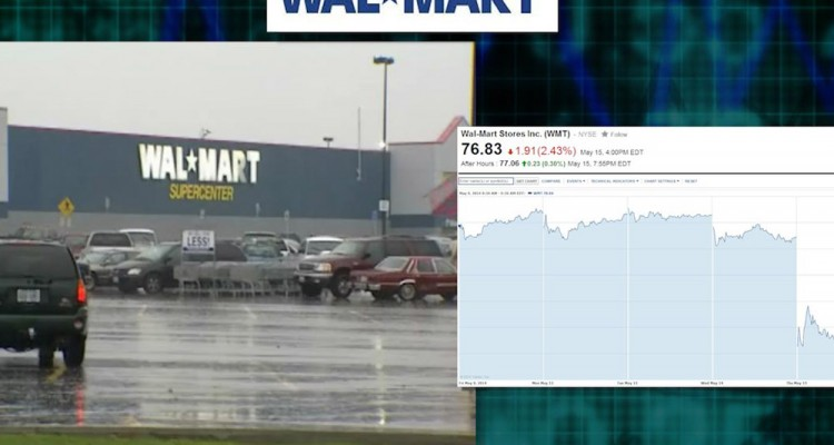 Misaligned Expectations: Wal-Mart's Earnings Sink the Markets