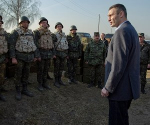 Sanction War: Flaring Tensions in Eastern Ukraine