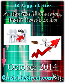 As the World Changes, Profit Trends Arise