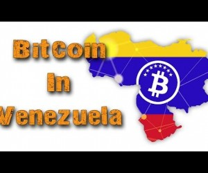 Bitcoin and Venezuela - Stocks Crash