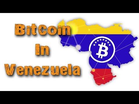 Bitcoin and Venezuela - Stocks Crash