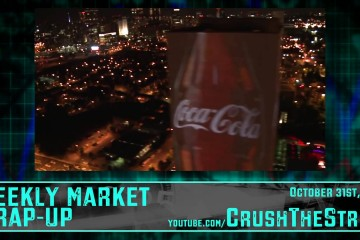 "Welcome to CrushTheStreet.com's Weekly Market Wrap-up! The top story of the week focuses on Coca-Cola, one of the most iconic corporate brands that is synonymous with both free-market capitalism and the intangible virtues of the so-called ""American Way."""