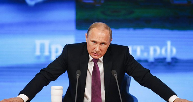 Russia's Currency Crisis - Interest Rates Up To 17%