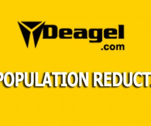 DEAGEL.com Just LOWERED 2025 US Population Forecast to 65mil