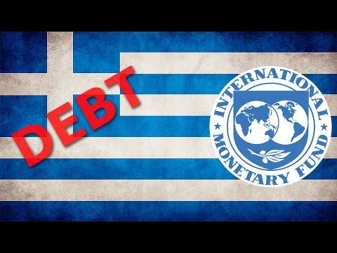 Greece Makes IMF Payment