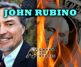 2015 Year of the Dollar Collapse? John Rubino Interview