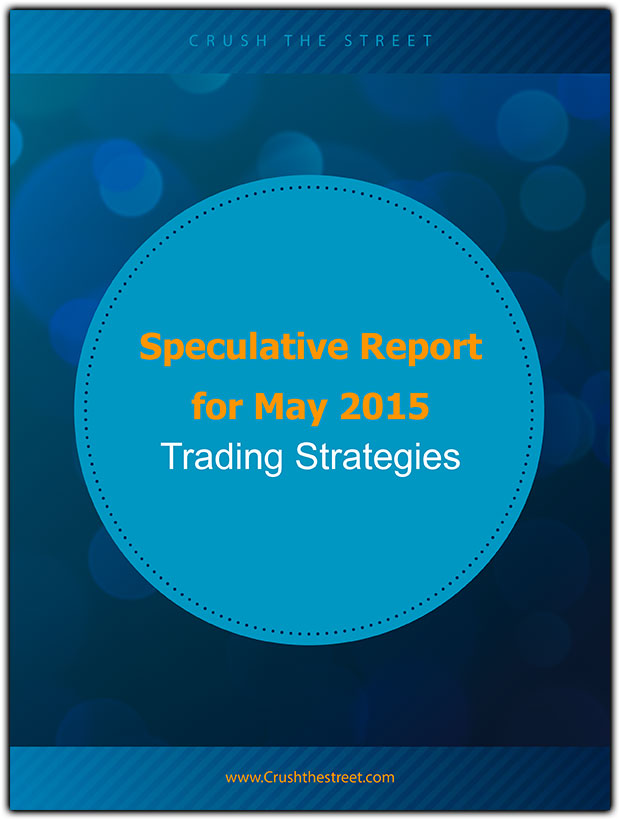 speculative report for may 2015