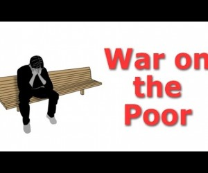 The War on the Plebs, America to Squeeze Under Collapse