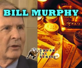 DOJ Gold Manipulation Probe is a Lie - Bill Murphy of GATA Interview