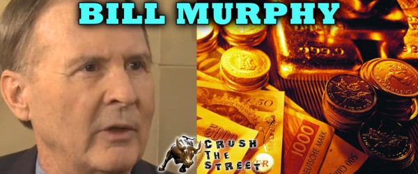 DOJ Gold Manipulation Probe is a Lie - Bill Murphy of GATA Interview