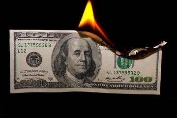 When the Dollar Burns