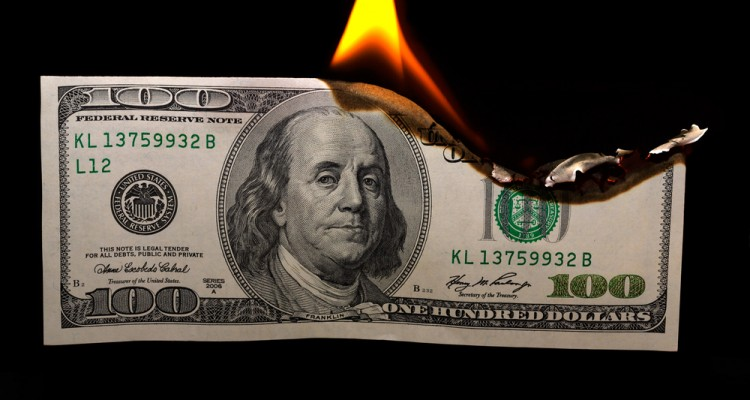 When the Dollar Burns