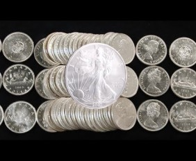 Silver is Likely to Fall Even More - David Trungale