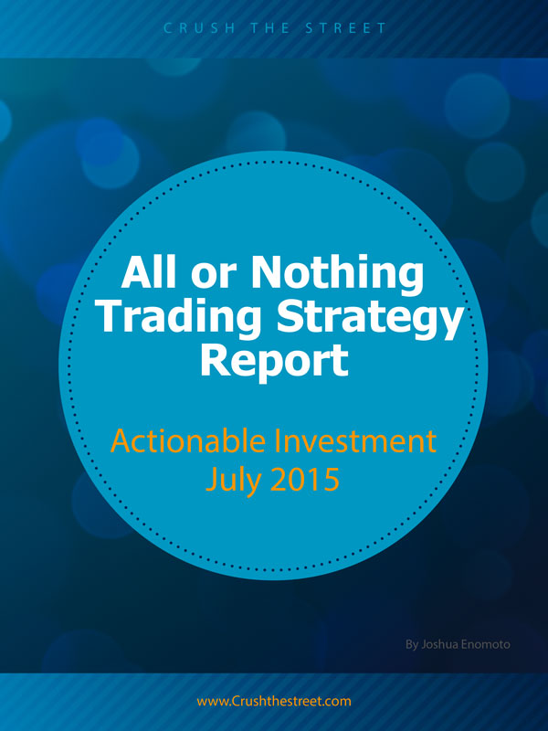 Actionable Investment July 2015