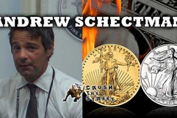 Precious Metals Prudence, We Are in Unprecedented Times - Andrew Schectman Interview