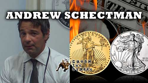Precious Metals Prudence, We Are in Unprecedented Times - Andrew Schectman Interview