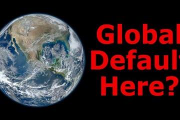 World in Default? Greece, Market Crash...