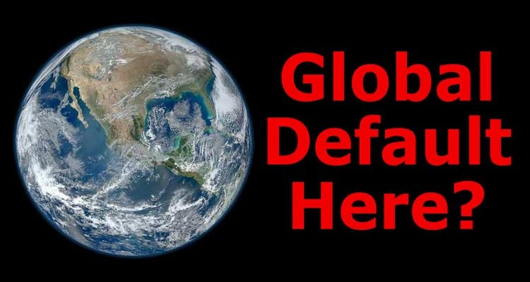 World in Default? Greece, Market Crash...