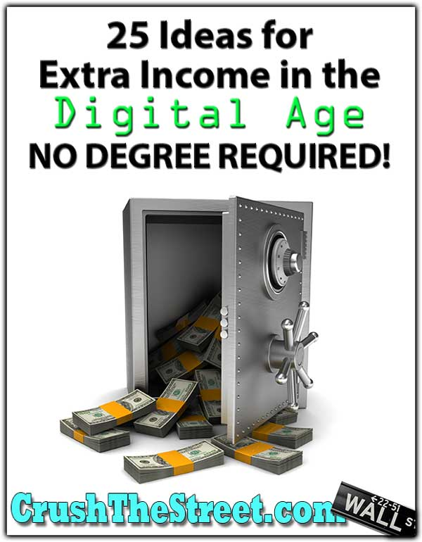 25 Extra Income Ideas