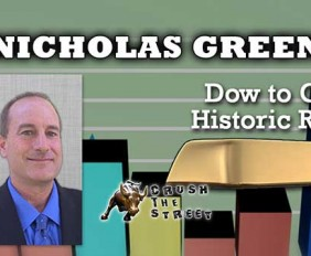 Nicholas Green Dow to Gold Historic Ratio