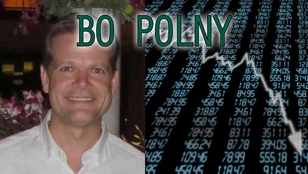 Coming Crash will be Worse than 1929, Gold 2020 Forecast's Bo Polny