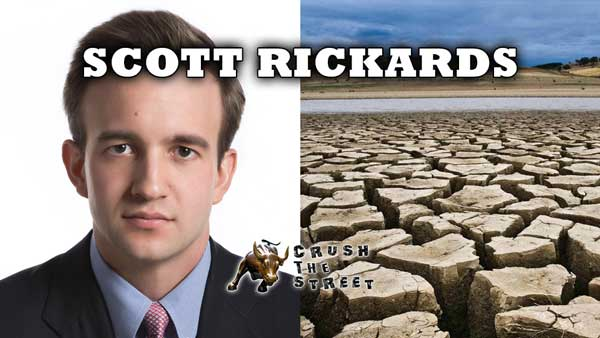 The Politics of Water - Scott Rickards Interview