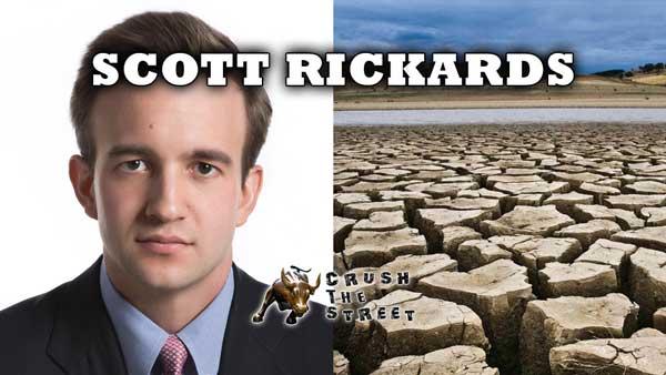 The Politics of Water - Scott Rickards Interview