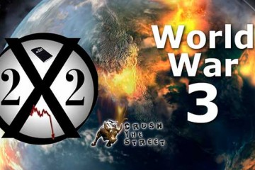 Dollar Death to Lead to World War 3 in Middle East - X22 Report Interview