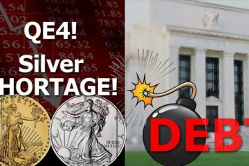 Government Shutdown Delayed to Dec. 11, QE4, and Silver Shortage