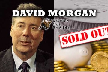 Perfect Storm of Events Could Send Precious Metals Soaring - David Morgan Interview
