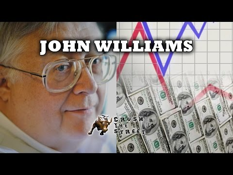 Net Inflation: the Economy has Gone Nowhere - John Williams Interview
