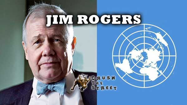 Investing with the World Economy in Perspective - Jim Rogers, Legendary Investor Interview