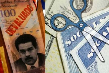 Venezuela in Economic Crisis, U.S. Cuts Social Security Funds