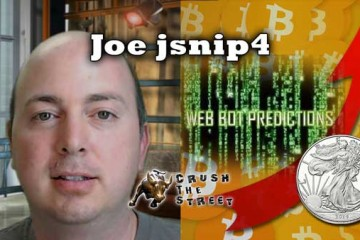 Web Bot Predicts Silver Rise, Global Warming Hoax, Waking Up to the System - jsnip4 Interview